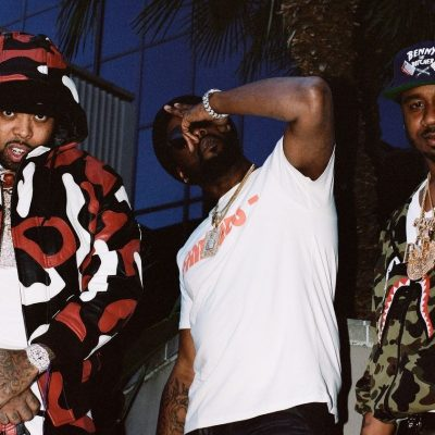 Image for Whether You're a Fashion Fiend or an Old Head Griselda Is Your New Favorite Rap Group