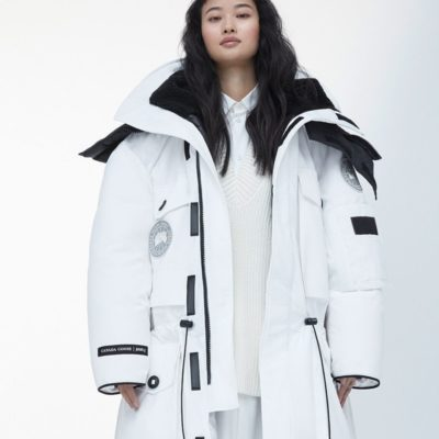 Image for JUUN.J Reworks a Trio of Signature Canada Goose Jackets