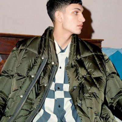 Image for YMC and Cape Heights Take on Winter With a Two-Piece Capsule
