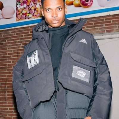Image for adidas and Photographer Brock Fetch Unveil MYSHELTER COLD.RDY Parka