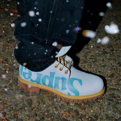 Image for Supreme & Timberland Unveil Co-Branded 6-Inch Boot Collaboration
